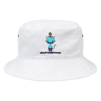 花悪魔くん Bucket Hat