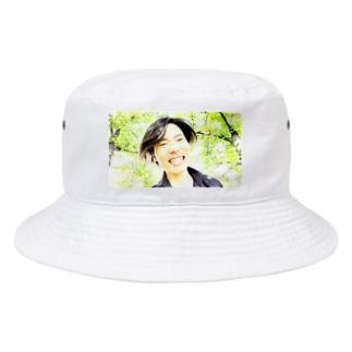 チョコチョコ 美坂晴輝の美坂晴輝アイテム Bucket Hat