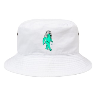 ▱個性の渋滞▱//storeのコンビニに行く子供 Bucket Hat