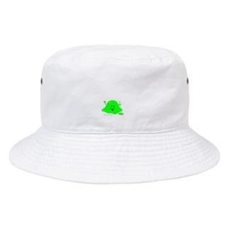 松長亜都夢のdon't eat me Bucket Hat