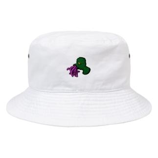 SHIBU屋 〜竹馬ロメ〜のウニョウニョ Bucket Hat