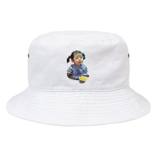 めいめい Bucket Hat