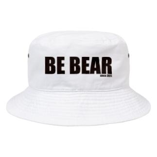 BE BEAR Bucket Hat