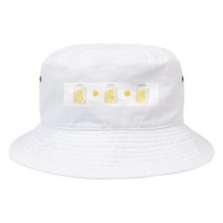 cricchiのレモン 瓶詰め Bucket Hat