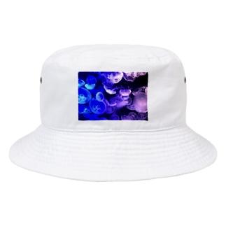 くらげ Bucket Hat