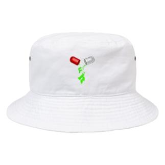 カプセルの中の真理 Bucket Hat