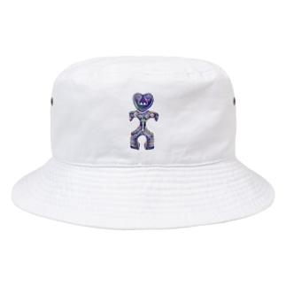 hiromashiiiのDOGU3 Bucket Hat