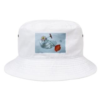美 Bucket Hat