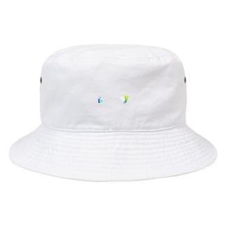 高評価&低評価 Bucket Hat