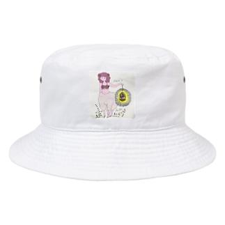 maichogoriの牡羊座 Bucket Hat