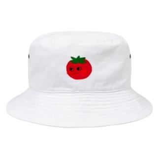 おすましとまとちゃん Bucket Hat