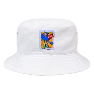 TKS original^4 Bucket Hat