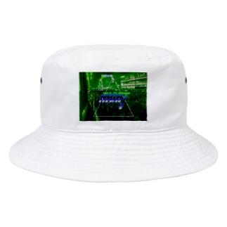 ゆうなてやのNIGHTシリーズ (n回目) Bucket Hat