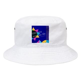 HYDELOVEのCiel♡Bule♡ Bucket Hat