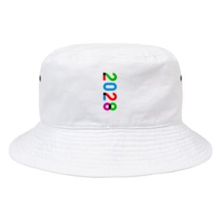 marikiroの2028_西暦 Bucket Hat