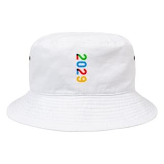marikiroの2029_西暦 Bucket Hat