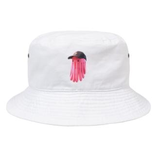 ルパート・カラマリ Bucket Hat