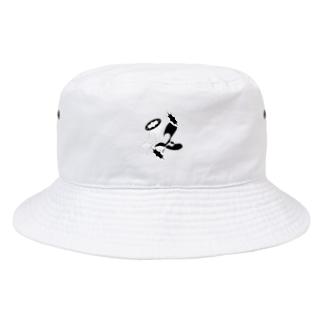 一緒に朝顔を見ませんか Bucket Hat
