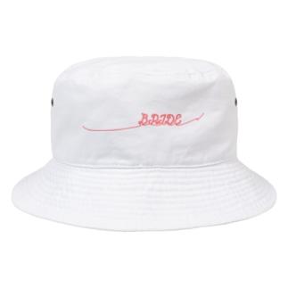 ペア(BRIDE)赤い糸 Bucket Hat