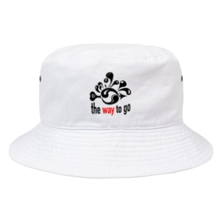 The Way To Go Bucket Hat
