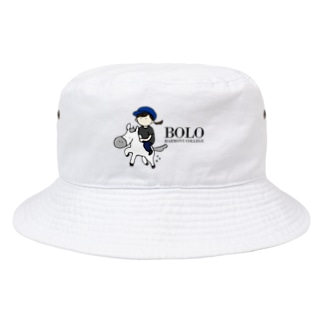 BOLOGIRL(kuro) Bucket Hat