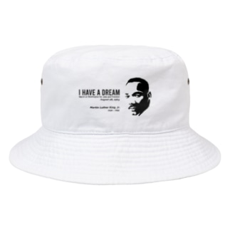 MARTIN LUTHER KING Bucket Hat