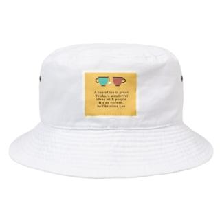 ciel♡bule♡ Bucket Hat
