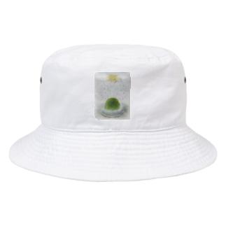 霧の中 Bucket Hat