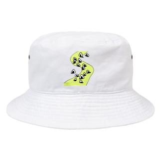 おにぎりの大行進 Bucket Hat