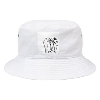 陰キャと陽キャ Bucket Hat