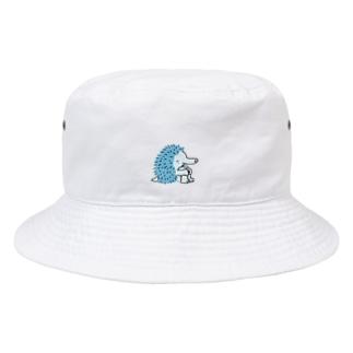 ハリモグラ Bucket Hat