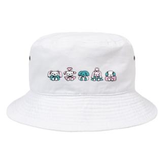 おしゃれシーズー Bucket Hat