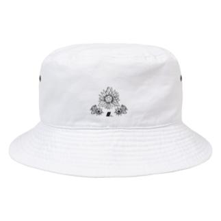 ヒマワリ謳歌 Bucket Hat