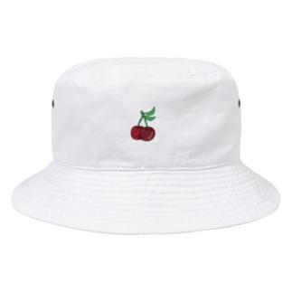 ワタシノオミセの🍒 Bucket Hat