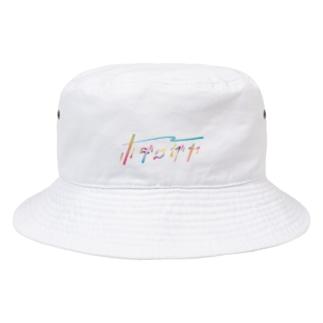マルコミサイルの店のホダロガヤ Bucket Hat