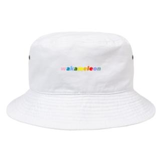 わかめれおん Bucket Hat