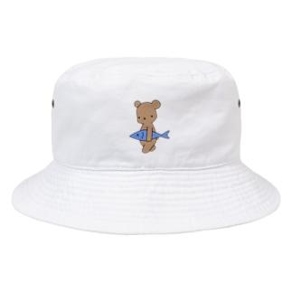 amiのクマ① Bucket Hat