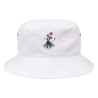 【Rose dancer 🌹】ver.1 ~愛する人へ~ Bucket Hat