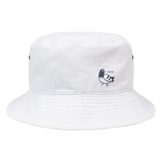 ハトハット Bucket Hat