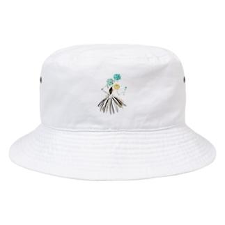【Rose dancer 🌹】ver.2 ~ 大切な友へ~ Bucket Hat