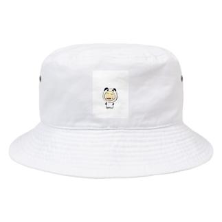 パンダくん Bucket Hat