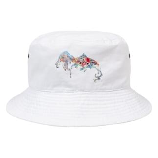朱文金 Bucket Hat
