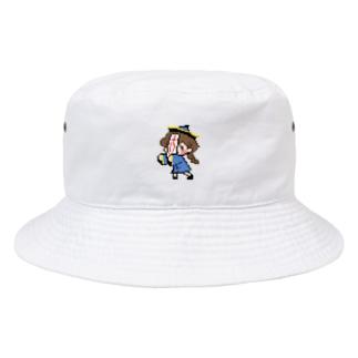 キョンチーちゃん Bucket Hat