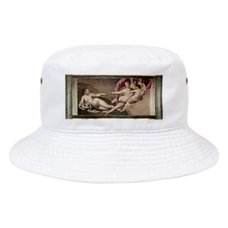The Brand New Testament. Creation of Eve Bucket Hat