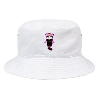 Iii.storeのTappyz ─ダリア─ Bucket Hat