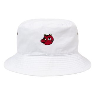 あかべこのべこべこのあかべこくん Bucket Hat