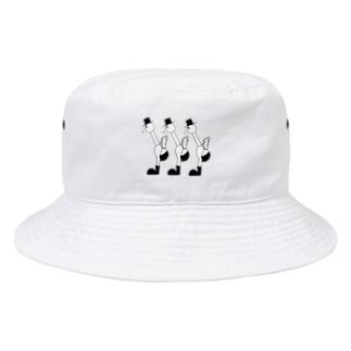 水飲み鳥 Bucket Hat