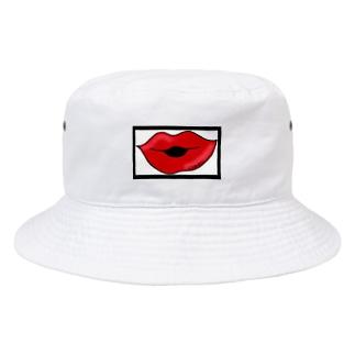 おくち Bucket Hat