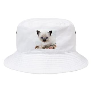 幸の眼差し Bucket Hat