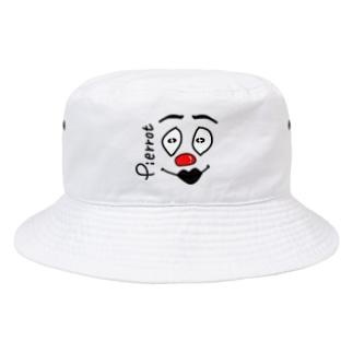 ピエロ Bucket Hat